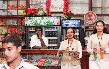 Cafeteria | Amrita Vishwa Vidyapeetham