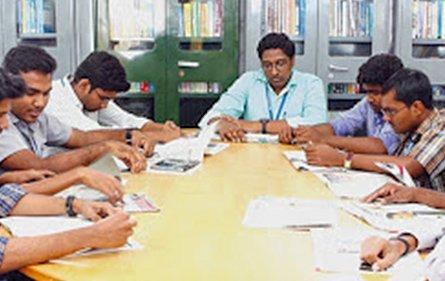Carrier Guidance Workshop | Jeppiaar SRR Engineering College