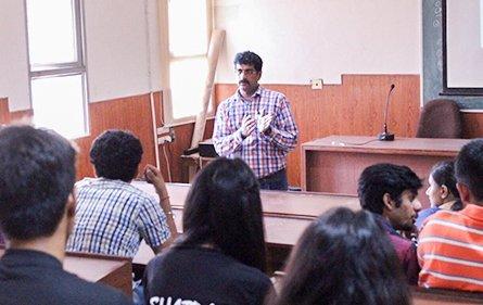 Carrier Guidance Workshop | Sri Venkateswara College of Engineering