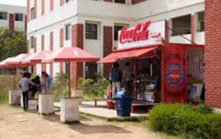 Cafetaria | K.C.G College Of Technology