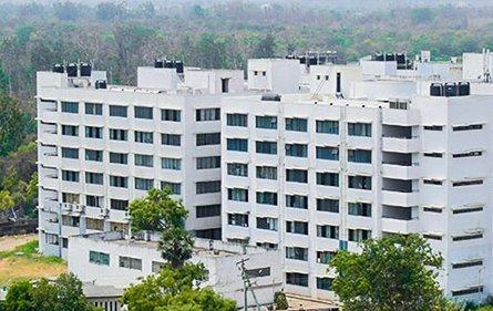 Infra Structure | Crescent University