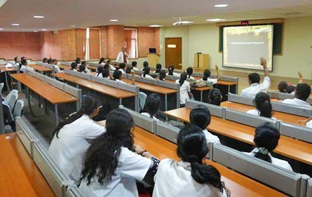 Lecture Hall | Sri Ramachandra Dental College