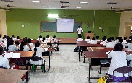 Lecture Hall | Karpaga Vinayaga Institute Of Dental Science