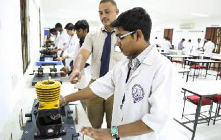 MOU | Panimalar College of Engineering