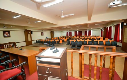 Model Court | S.R.M School Of Law