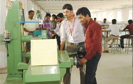 Research and Development | Dhanalakshmi Srinivasan College of Engineering