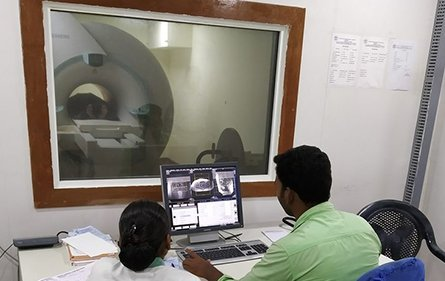 Smart Campus | Karpaga Vinayaga Institute Of Dental Science