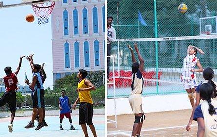 Sports Facilities | SRM