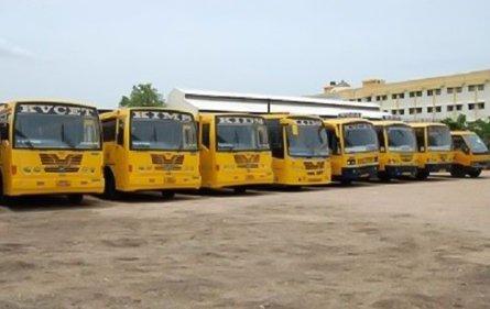 Transport | Karpaga Vinayaga Institute Of Dental Science