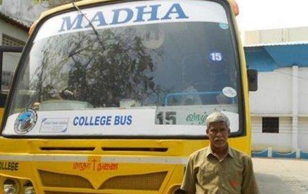 Transport | Madha Dental College & Hospital
