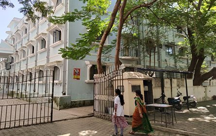Hostel | Karpaga Vinayaga Institute Of Dental Science