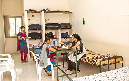 Hostel | Shree Balaji Medical College & Hospital