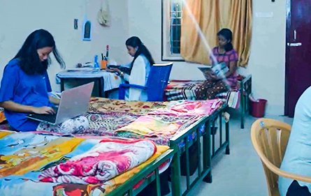 Hostel | Sathyabama Institute Of Science and Technology