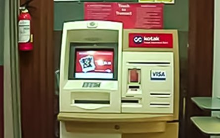 ATM | Saveetha School Of Law