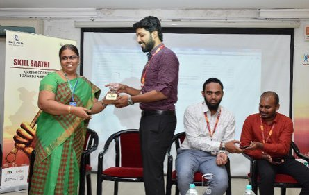 Carrier Guidance Workshop | Sri Sairam Engineering College