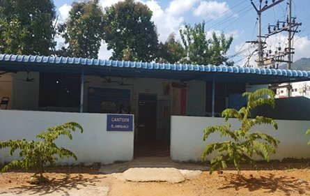 Canteen   Vinayaka Missions Sankarachariyar Dental College