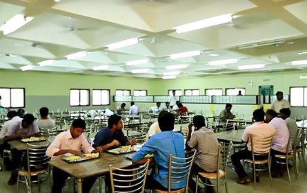 Canteen | Mahatma Gandhi Medical College & Research Institute