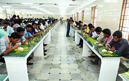 Canteen |Sathyabama School Of Law