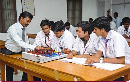 Carrier Guidance Workshops | Panimalar College of Engineering