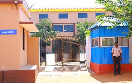 Hostel   Rajas Dental College & Hospital