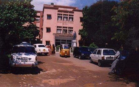 Hostel   Ragas Dental College and Hospital