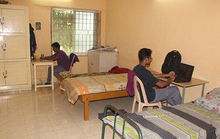 Hostel | Tagore Dental College & Hospital