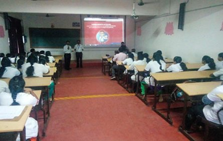 Lecture Hall | Vinayaka Missions Sankarachariyar Dental College