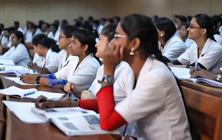 Lecture Hall | Aarupadai Veedu Medical College and Hospital