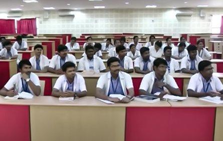 Lecture Hall | Melmaruvathur Adhiparasakthi Institute of Medical Sciences