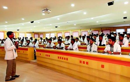 Lecture Hall | Mahatma Gandhi Medical College & Research Institute