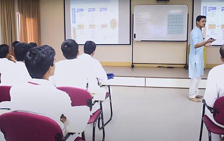 Lecture hall |Shri Sathya Sai Medical College & Research Institute