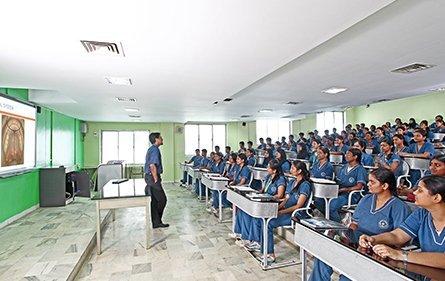 Lecture hall | Saveetha Dental College