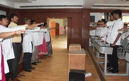Lecture Hall | Priyadarshini Dental College & Hospital