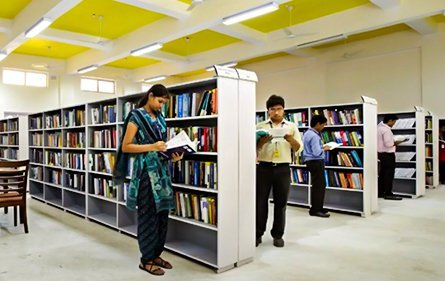 Library | Sathyabama Institute Of Science and Technology