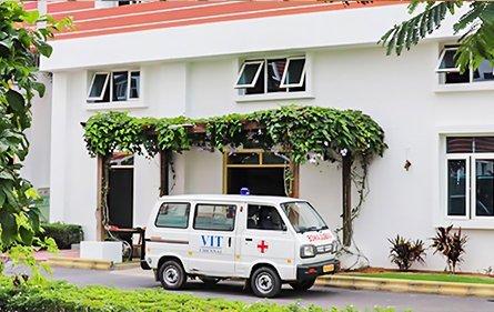Medical Facility | VIT School of Law