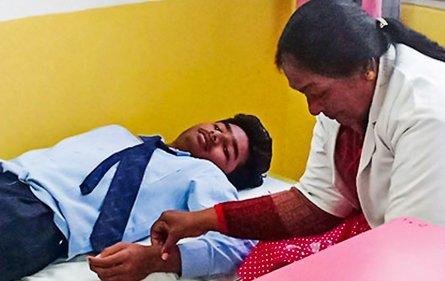Medical Facility | Sathyabama School Of Law