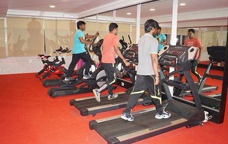 Gymnasium | Saveetha Dental College