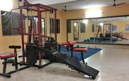 Gymnasium | Tagore Dental College & Hospital