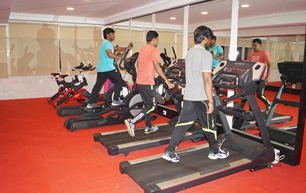 Gymnasium | Sree Balaji Dental College and Hospital