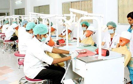 Laboratory   Rajas Dental College & Hospital