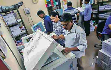 Printing Facility | VIT School of Law