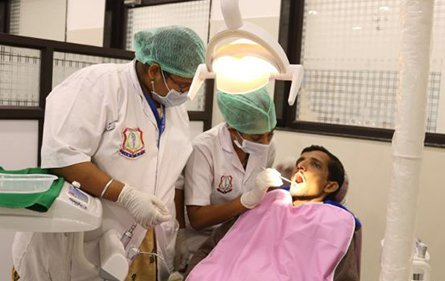 Smart Campus | Vinayaka Missions Sankarachariyar Dental College