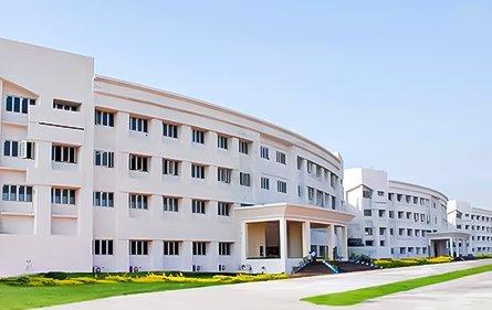 Smart Campus | Chettinad Hospital & Research Institute