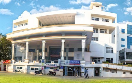Smart Campus | SRM Dental College