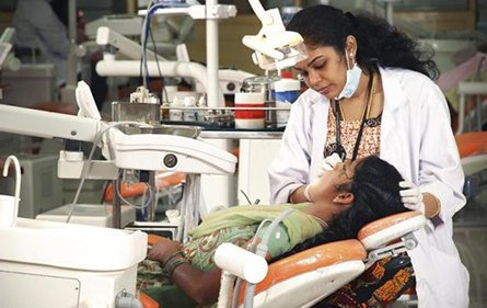 Smart Campus | Sathyabama Dental College and Hospital