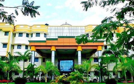 Smart Campus | Karpaga Vinayaga Institute of Medical Sciences & Research Center