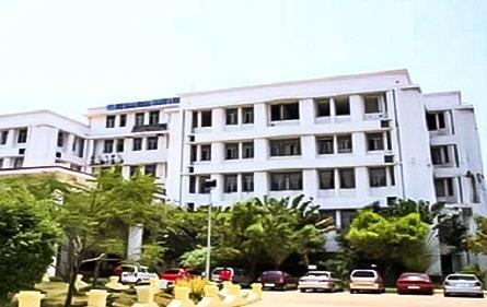 Smart Campus | Shree Balaji Medical College & Hospital