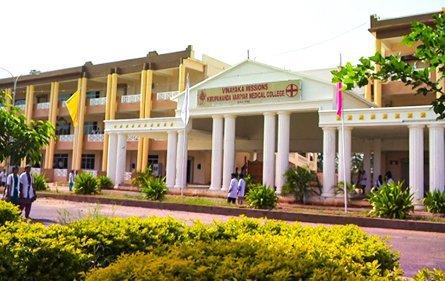 Smart Campus | Vinayaka Mission's Kirupananda Variyar Medical College