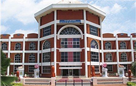 Smart Campus | Rajah Muthiah Dental College & Hospital