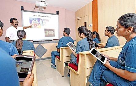 Smart Campus | Sree Balaji Dental College and Hospital